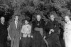 J. Em. Ks. Kardynał Kakowski i nuncjusz Msgr Marmaggi