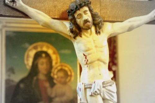 Pan Jezus Ukrzyżowany